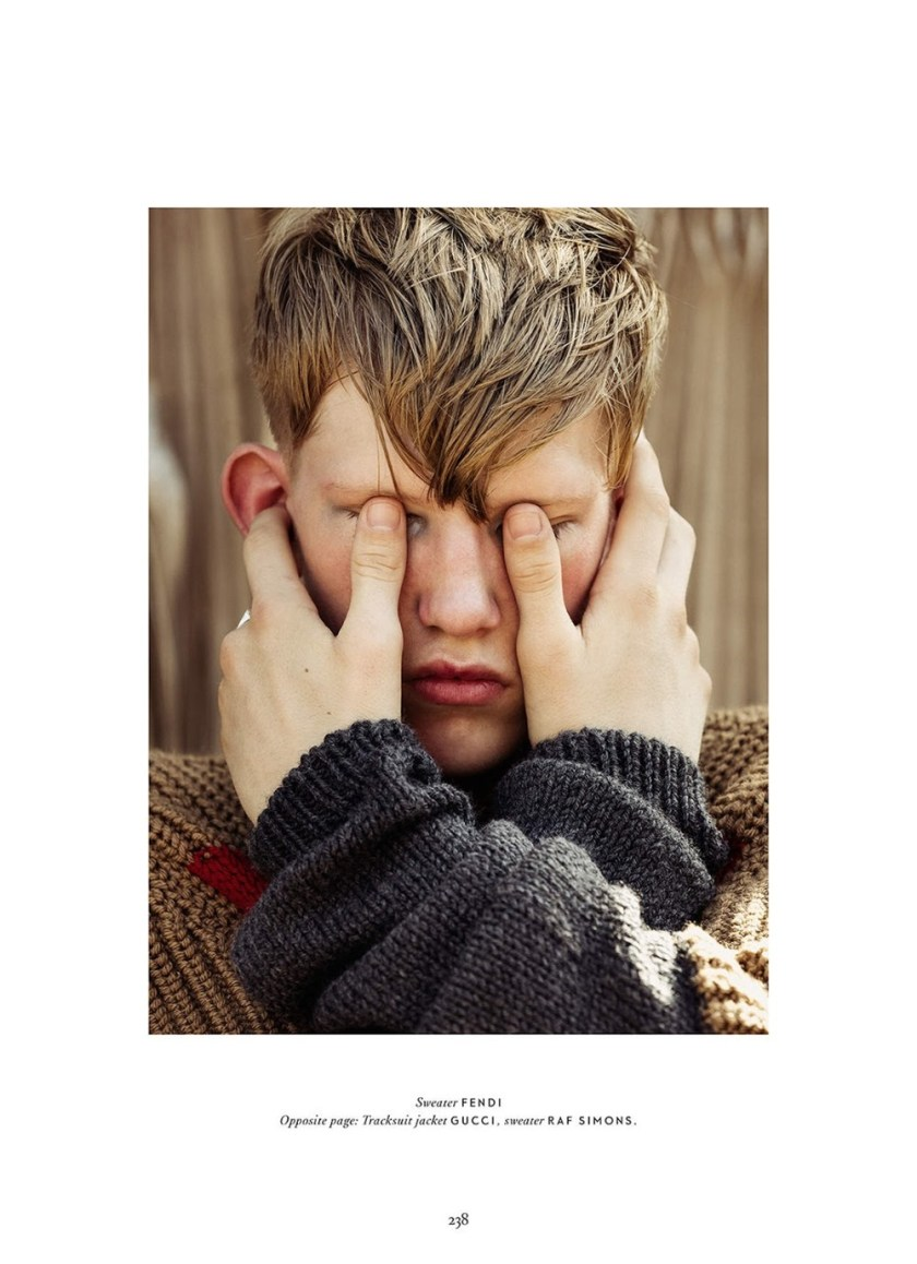 METAL MAGAZINE Connor Newall by Teddy Iborra Wicksteed. Fall 2016, www.imageamplified.com, Image Amplified13