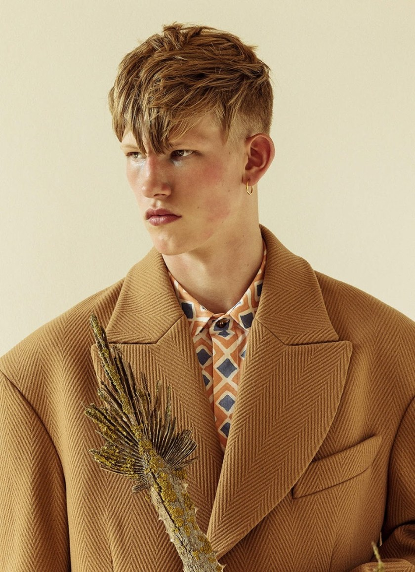 METAL MAGAZINE Connor Newall by Teddy Iborra Wicksteed. Fall 2016, www.imageamplified.com, Image Amplified16