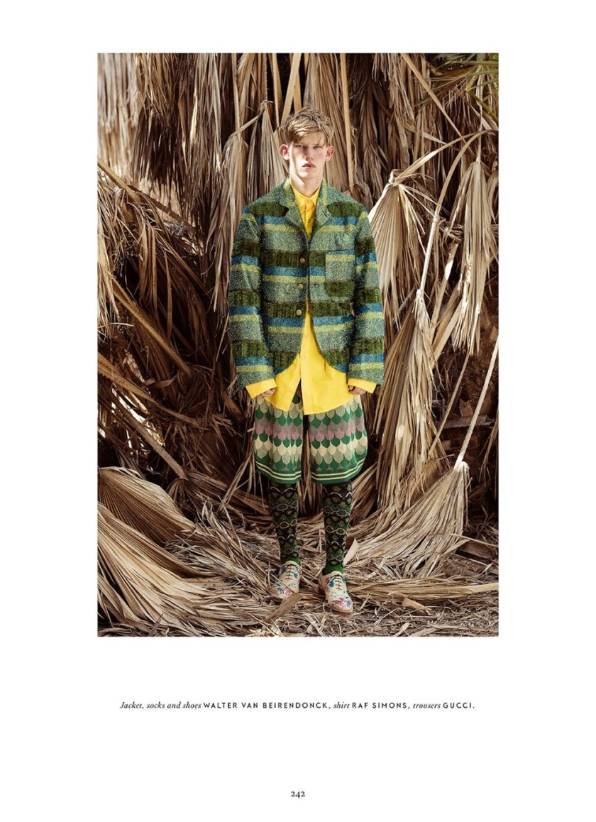 METAL MAGAZINE Connor Newall by Teddy Iborra Wicksteed. Fall 2016, www.imageamplified.com, Image Amplified17
