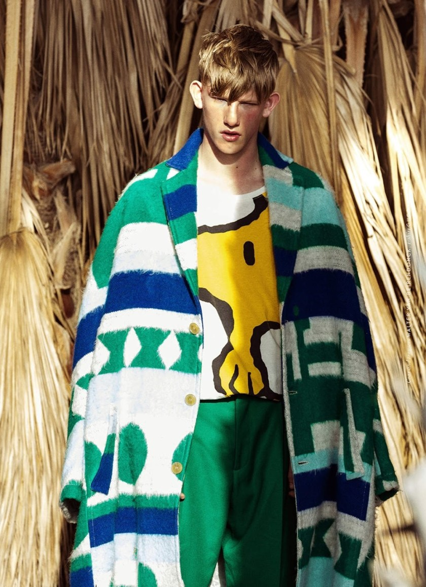 METAL MAGAZINE Connor Newall by Teddy Iborra Wicksteed. Fall 2016, www.imageamplified.com, Image Amplified18