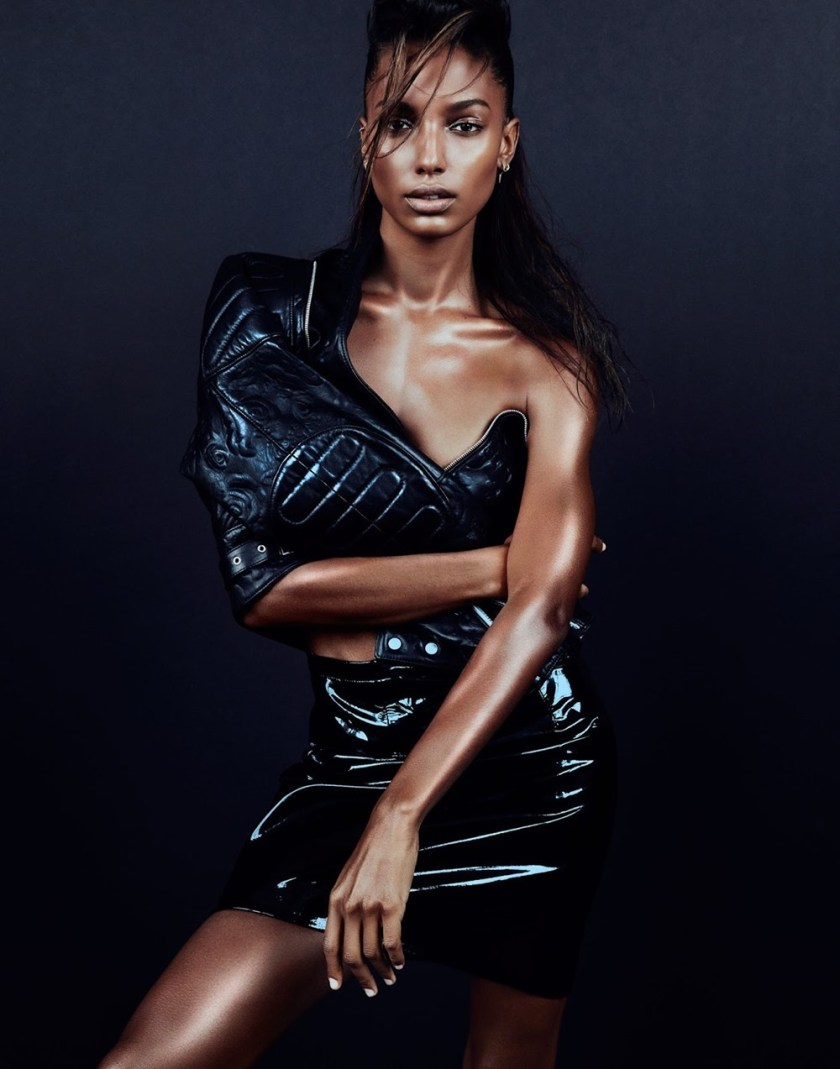 MODELS.COM Jasmine Tookes by Andrew Yee. Daniel Edley, December 2016, www.imageamplified.com, Image Amplified2