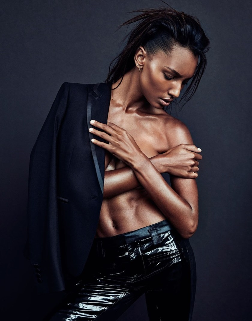 MODELS.COM Jasmine Tookes by Andrew Yee. Daniel Edley, December 2016, www.imageamplified.com, Image Amplified4