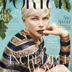 PORTER MAGAZINE: Michelle Williams by Ryan McGinley