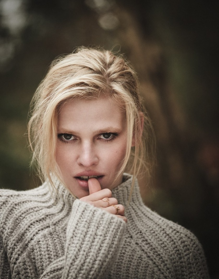 THE EDIT Lara Stone by Boo George. Cathy Kasterine, December 2016, www.imageamplified.com, Image Amplified10