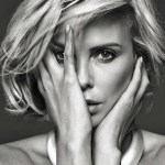 VANITY FAIR ITALIA: Charlize Theron by Alique