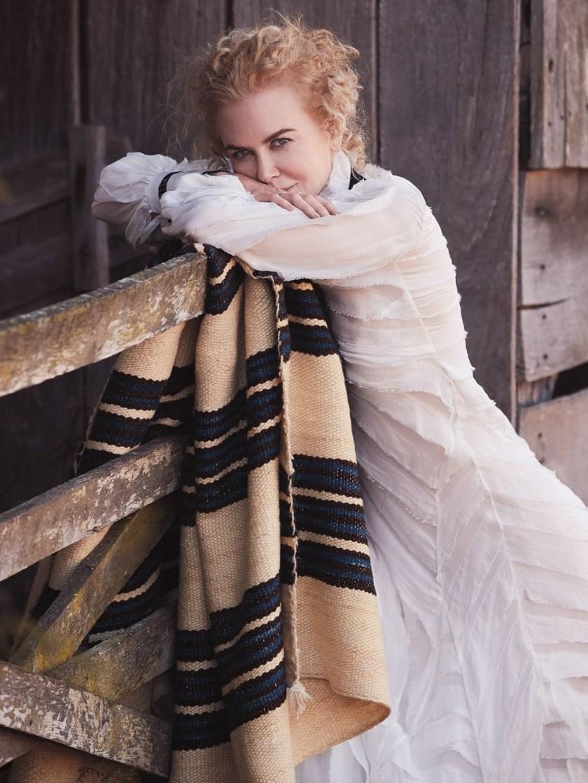 VOGUE AUSTRALIA Nicole Kidman by Will Davidson. Christine Centenera, January 2017, www.imageamplified.com, Image Amplified9