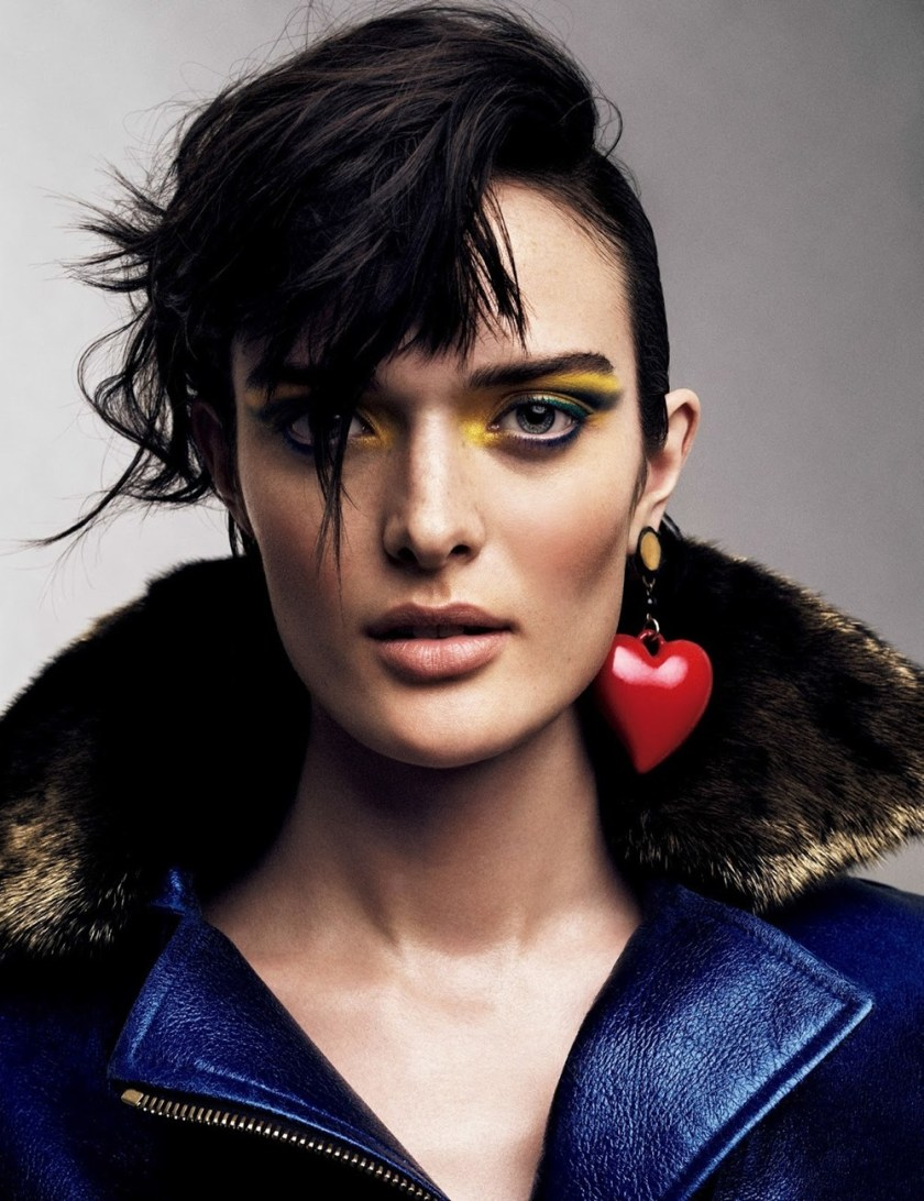 VOGUE JAPAN Hoyeon Jung & Sam Rollinson by Marcus Ohlsson. Charles Varenne, February 2017, www.imageamplified.com, Image Amplified1