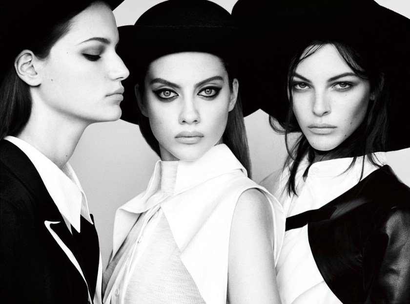 VOGUE JAPAN Rave Girls Rule by Luigi & Iango. Anna Dello Russo, February 2017, www.imageamplified.com, Image Amplified1