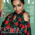 VOGUE MAGAZINE: Ruth Negga by Mario Testino