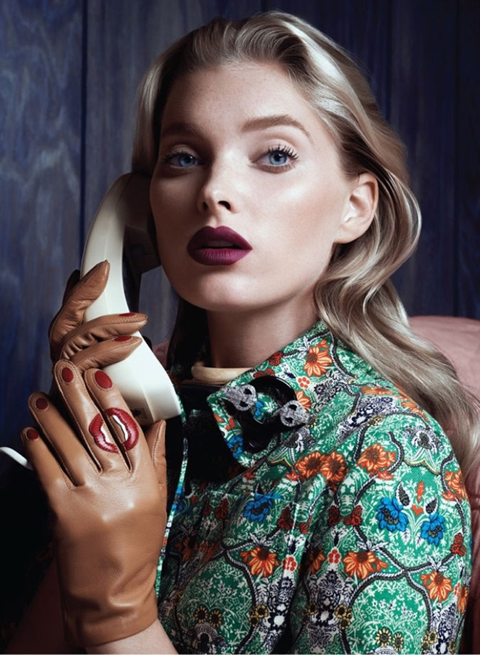 VOGUE MEXICO Elsa Hosk by Yulia Gorbachenko. Anna Katsanis, December 2016, www.imageamplified.com, Image Amplified1