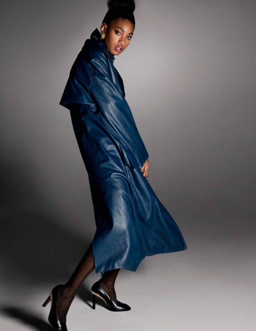VOGUE PARIS Willow Smith by Inez & Vinoodh. Aleksandra Woroniecka, January 2017, www.imageamplified.com, Image Amplified7