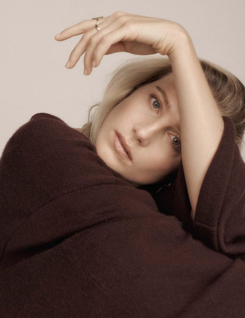 VOGUE SPAIN Dree Hemingway by Benny Horne. Sara Fernandez, January 2017, www.imageamplified.com, Image amplified1