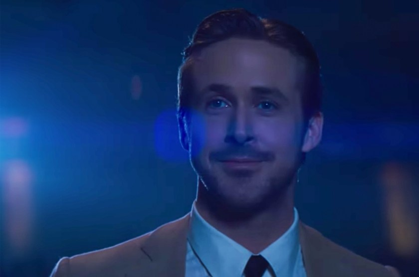 Ryan Gosling leads the pact of Best Actor Oscar potentials with his performance in La La Land. Image Amplified www.imageamplified.com