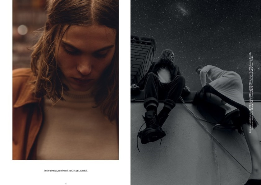 ABOUT FASHION MAGAZINE Emil Andersson by Marco Trunz. Hannah Godde, January 2017, www.imageamplified.com, Image Amplified3