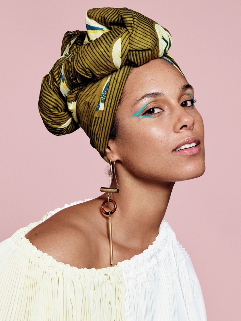 ALLURE MAGAZINE Alicia Keys by Paola Kudacki. Patrick Mackie, February 2017, www.imageamplified.com, Image Amplified4