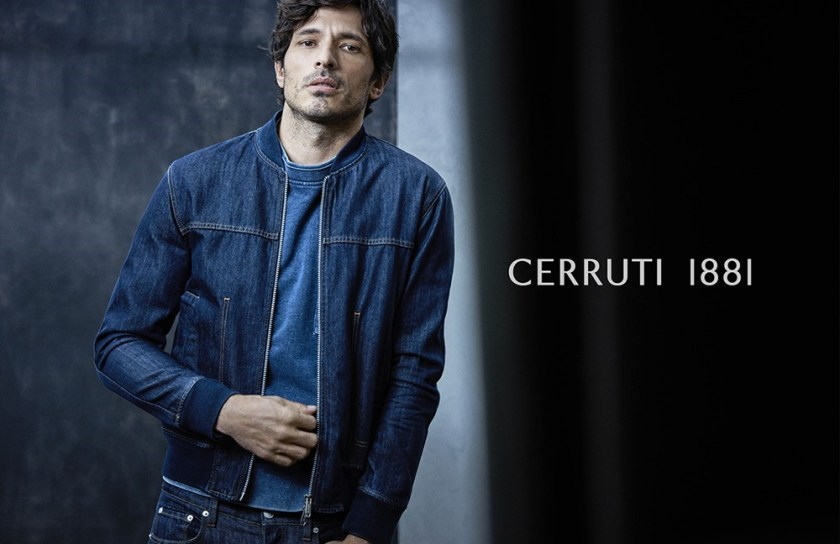 CAMPAIGN Andres Velencoso for Cerruti Spring 2017. www.imageamplified.com, Image Amplified1