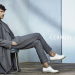 CAMPAIGN: Andres Velencoso for Cerruti Spring 2017