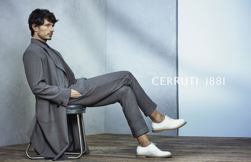 CAMPAIGN Andres Velencoso for Cerruti Spring 2017. www.imageamplified.com, Image Amplified11
