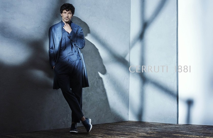 CAMPAIGN Andres Velencoso for Cerruti Spring 2017. www.imageamplified.com, Image Amplified9