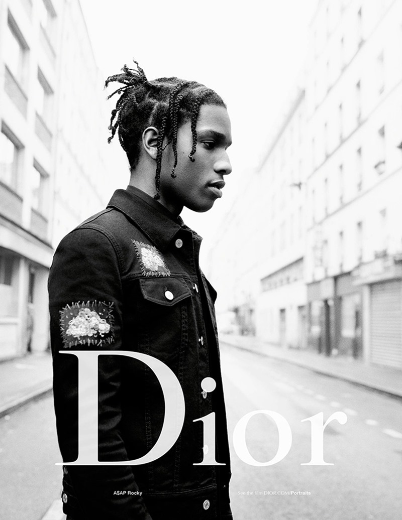 CAMPAIGN Dior Spring 2017 by Willy Vanderperre. Olivier Rizzo, www.imageamplified.com, Image amplified1