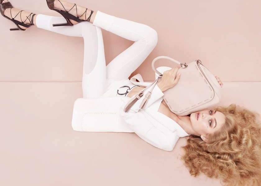 CAMPAIGN Gigi Hadid for Max Mara Accessories Spring 2017 by Steven Meisel. Carine Roitfeld, www.imageamplified.com, Image Amplified3