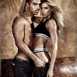 CAMPAIGN: Joe Jonas & Charlotte McKinney for GUESS Spring 2017 by Yu Tsai