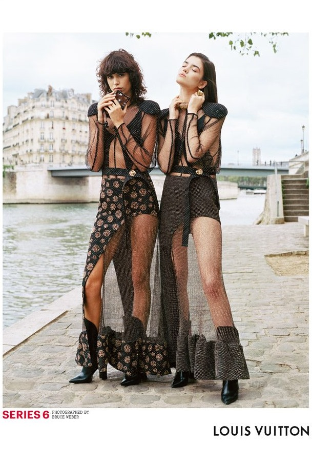 CAMPAIGN Louis Vuitton Spring 2017 by Bruce Weber. www.imageamplified.com, Image Amplified4