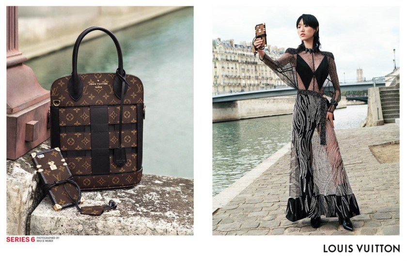 CAMPAIGN Louis Vuitton Spring 2017 by Bruce Weber. www.imageamplified.com, Image Amplified6