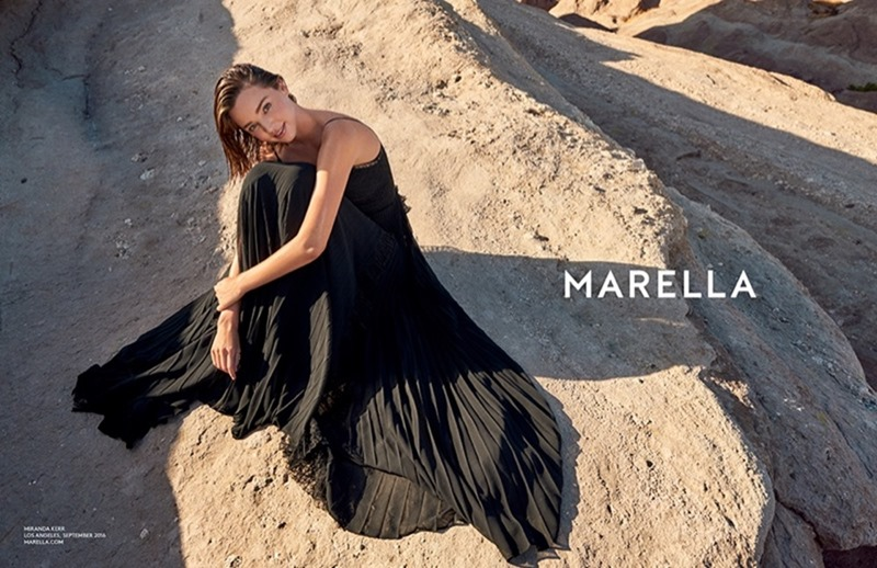 CAMPAIGN Miranda Kerr for Marella Spring 2017 by Ryan McKinley. www.imageamplified.com, image Amplified2