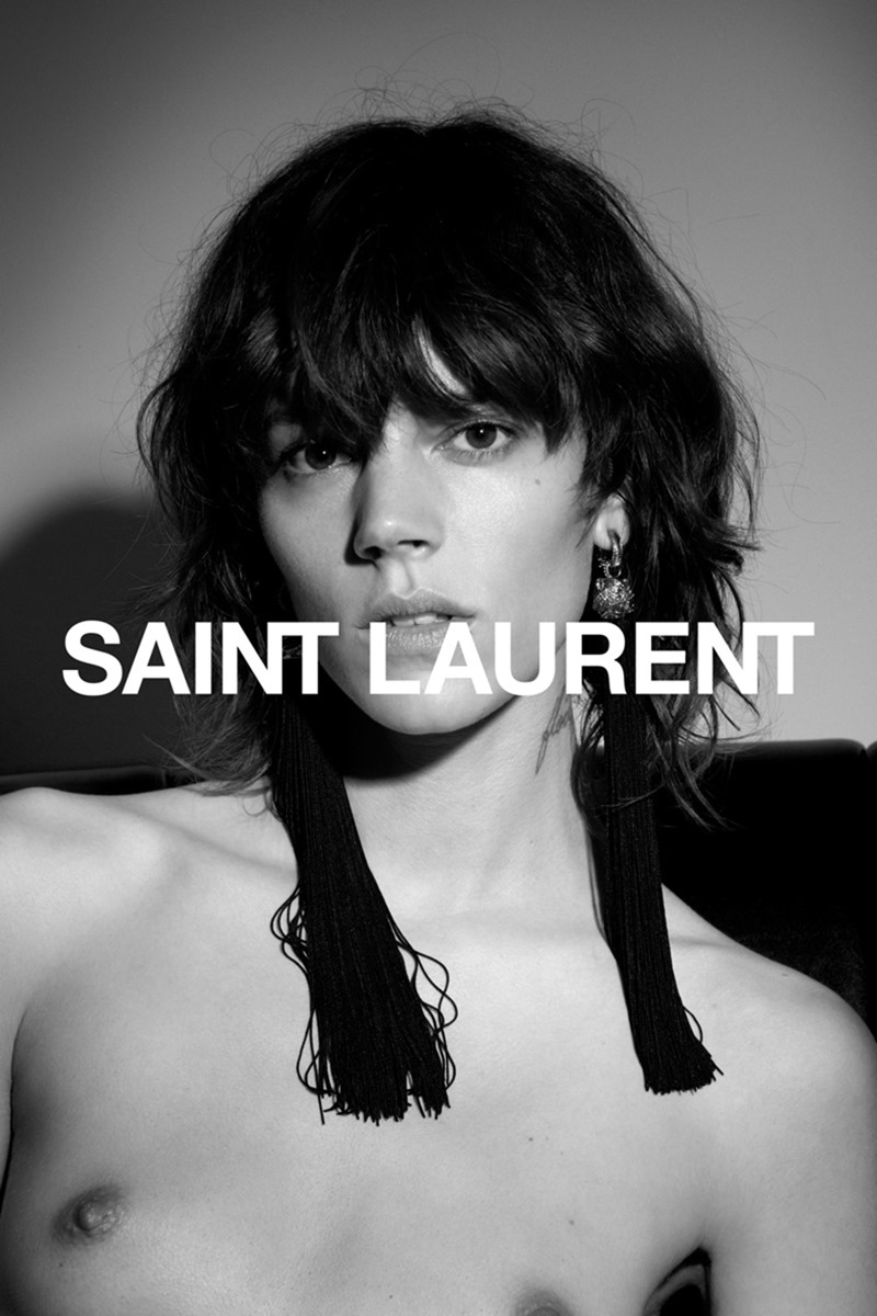 CAMPAIGN Saint Laurent Spring 2017 by Collier Schorr. www.imageamplified.com, image amplified6
