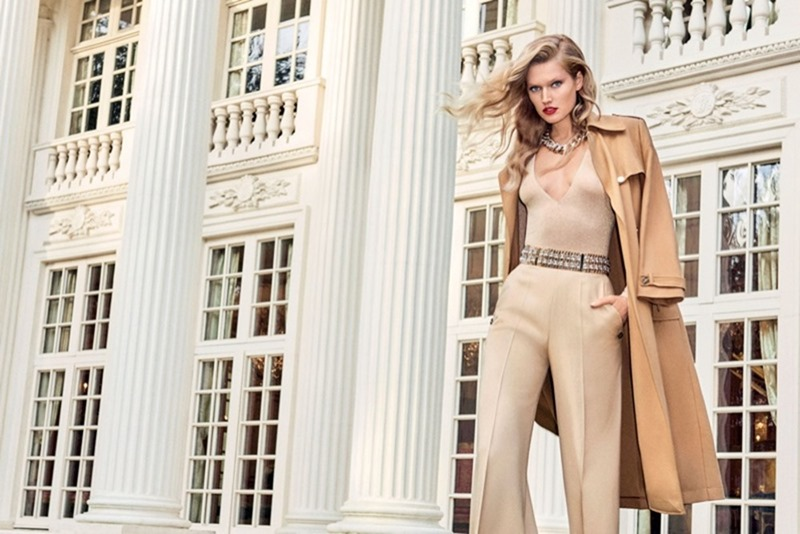 CAMPAIGN Toni Garrn for Elisabetta Franchi Spring 2017 by Giampaolo Sgura. Simone Guidarelli, www.imageamplified.com, Image Amplified4