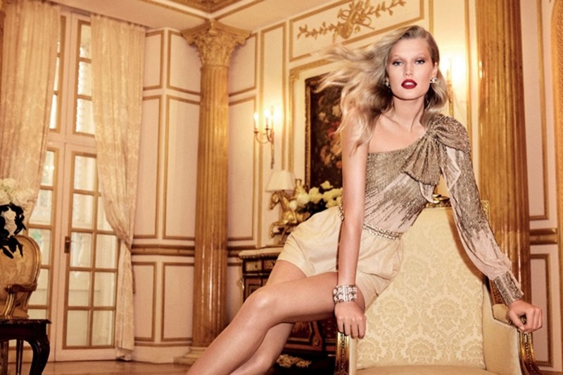 CAMPAIGN Toni Garrn for Elisabetta Franchi Spring 2017 by Giampaolo Sgura. Simone Guidarelli, www.imageamplified.com, Image Amplified7