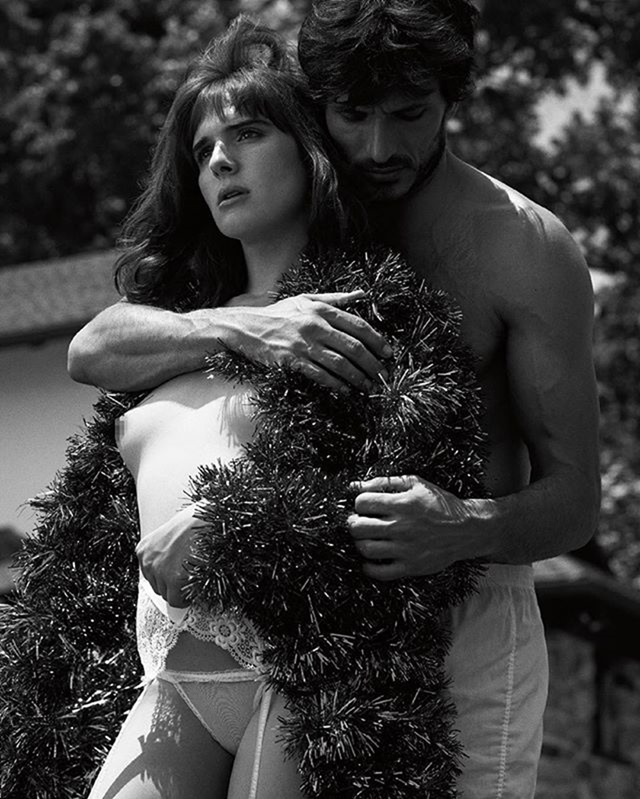 CANDY MAGAZINE Andres Velencoso by Sebastian Faena. January 2017, www.imageamplified.com, Image Amplified2