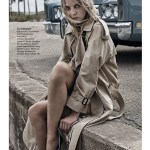 ELLE GERMANY: Heather Marks by Joshua Jordan