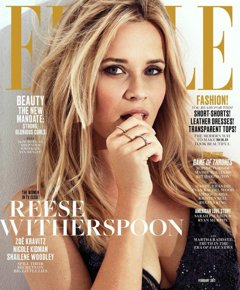 ELLE MAGAZINE This Is Big by Alexi Lubomirski. Samira Nasr, February 2017, www.imageamplified.com, Image Amplified1