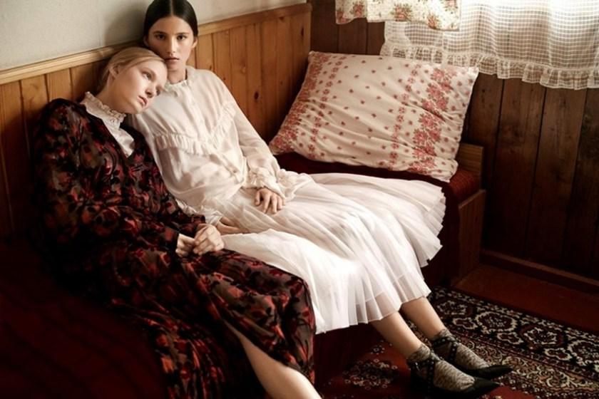 HARPER'S BAZAAR POLAND Maja Salamon & Julia Modzelewska by Agata Pospieszynska. Ina Lekiewicz, February 2017, www.imageamplified.com, Image Amplified3