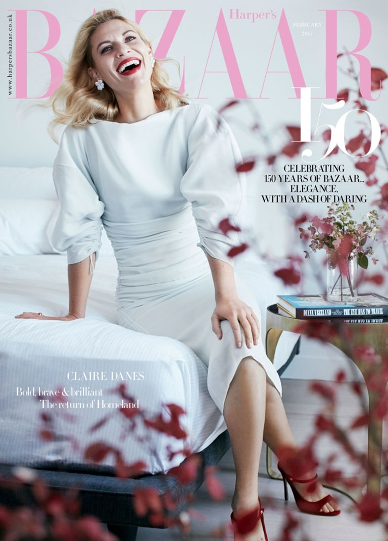 HARPER'S BAZAAR UK Claire Danes by Alexi Lubomirski. Leith Clark, February 2017, www.imageamplified.com, Image Amplified5