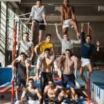 ICON MAGAZINE: Gimnastics Federation for the Olympics by Gorka Postigo