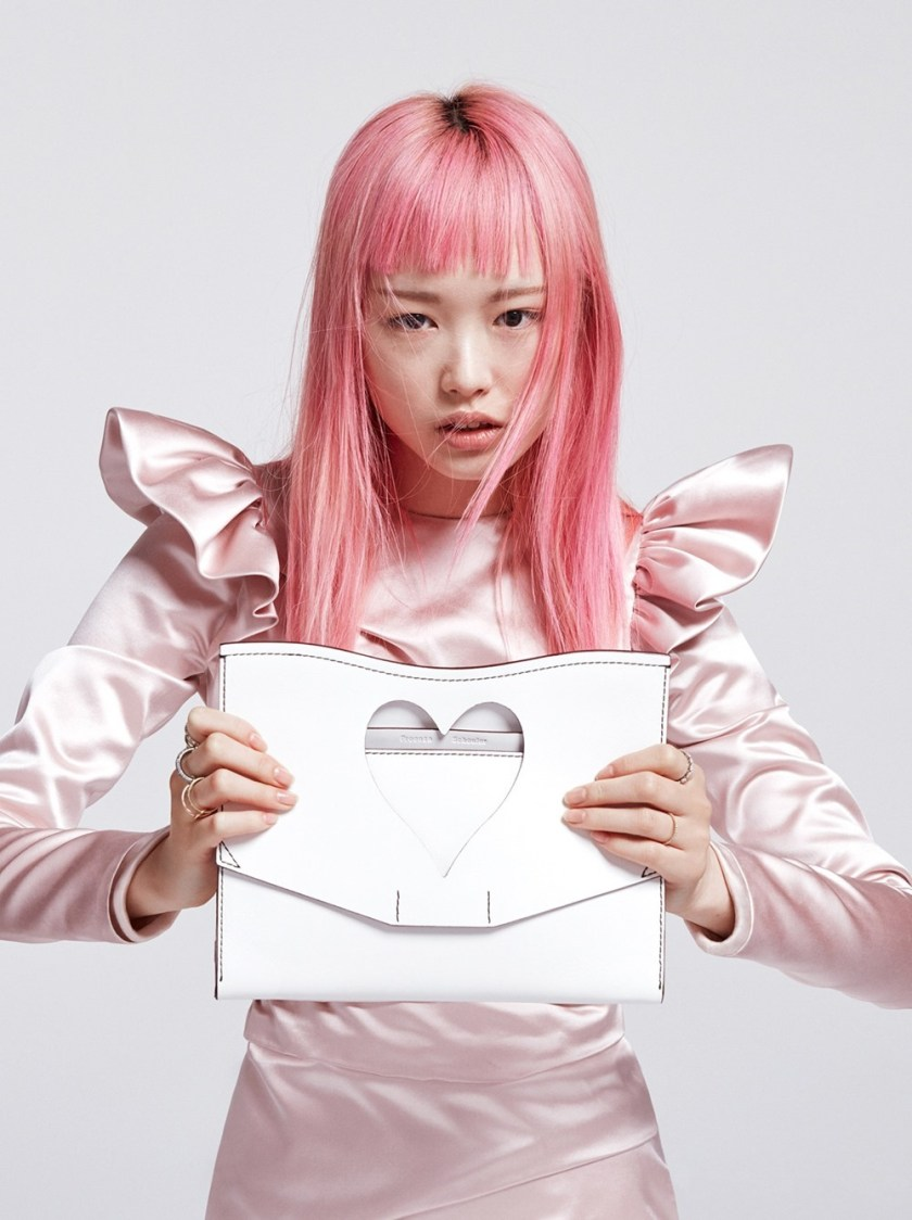 INSTYLE MAGAZINE Fernanda Ly by Andreas Ohlund & Maria Therese. Ali Pew, February 2017, www.imageamplified.com, Image amplified3