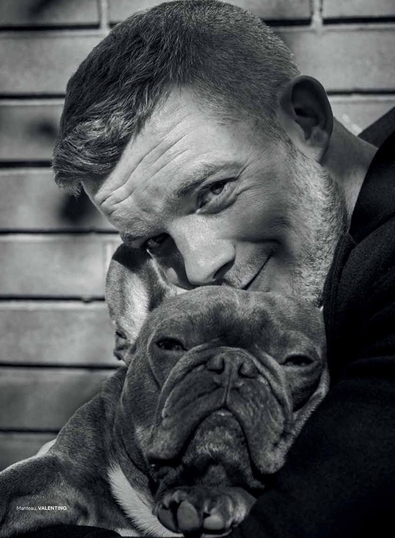 L'OFFICIEL HOMMES LEVANT Russell Tovey by Charlie Gary. Marco Manni, December 2016, www.imageamplified.com, Image Amplified6