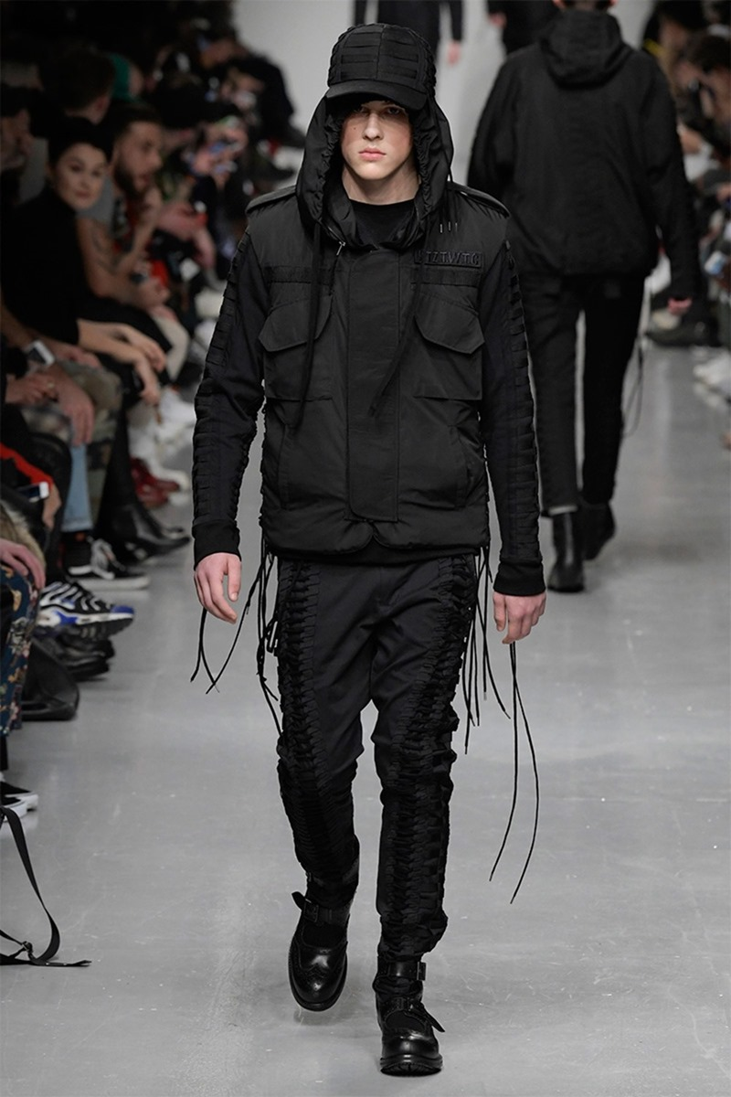 LONDON COLLECTION MEN KTZ Fall 2017. www.imageamplified.com, Image Amplified17