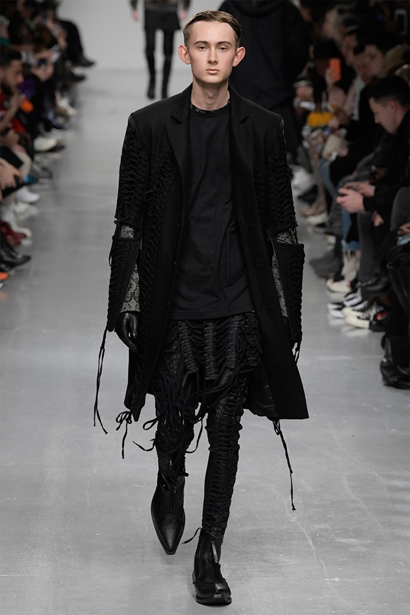 LONDON COLLECTION MEN KTZ Fall 2017. www.imageamplified.com, Image Amplified24