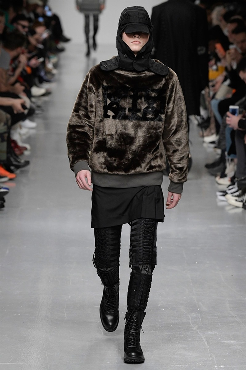 LONDON COLLECTION MEN KTZ Fall 2017. www.imageamplified.com, Image Amplified25