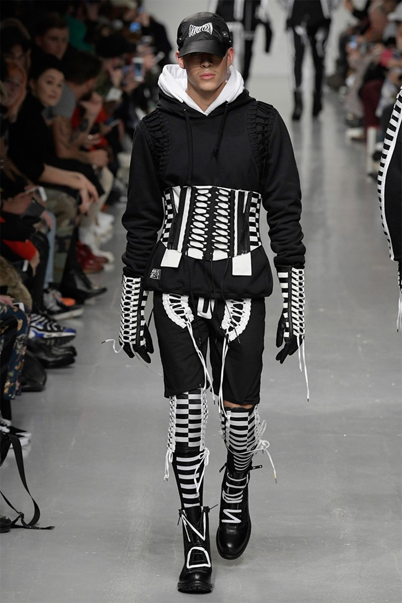 LONDON COLLECTION MEN KTZ Fall 2017. www.imageamplified.com, Image Amplified4