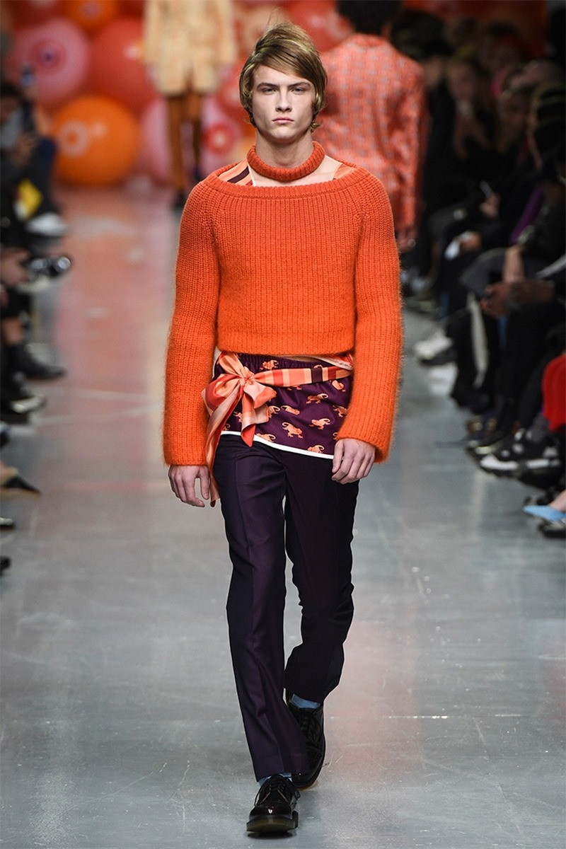 LONDON COLLECTION MEN Katie Eary Fall 2017. www.imageamplified.com, Image Amplified8