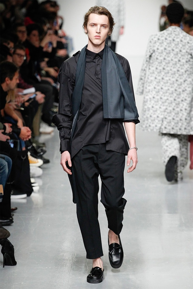 LONDON COLLECTION MEN Matthew Miller Fall 2017. www.imageamplified.com, Image Amplified10