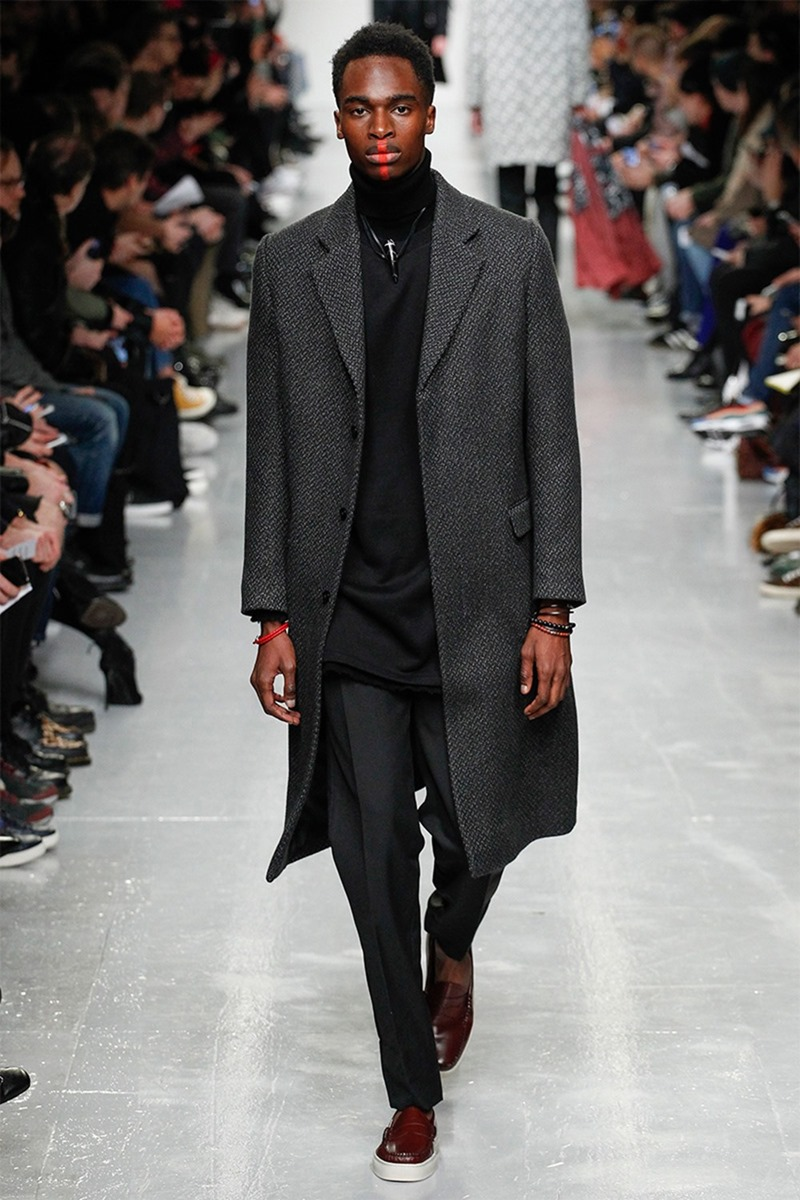 LONDON COLLECTION MEN Matthew Miller Fall 2017. www.imageamplified.com, Image Amplified12
