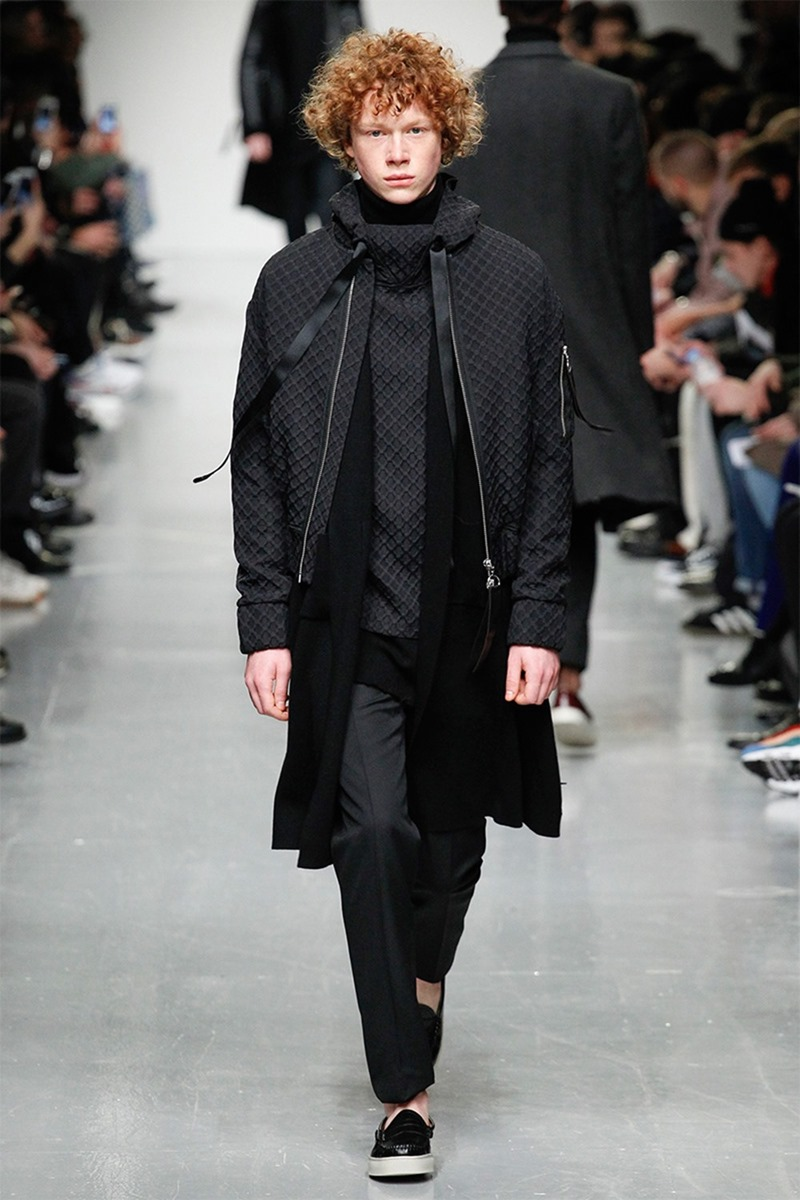 LONDON COLLECTION MEN Matthew Miller Fall 2017. www.imageamplified.com, Image Amplified13