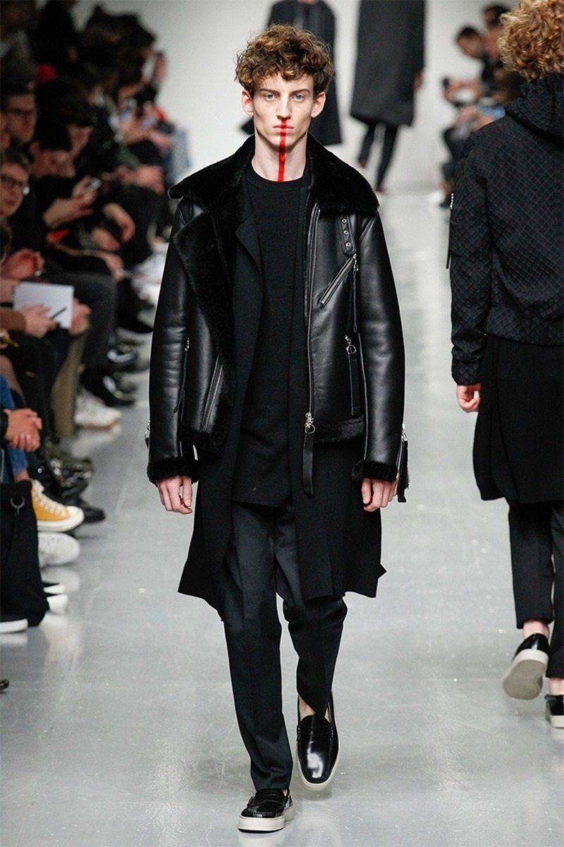 LONDON COLLECTION MEN Matthew Miller Fall 2017. www.imageamplified.com, Image Amplified14