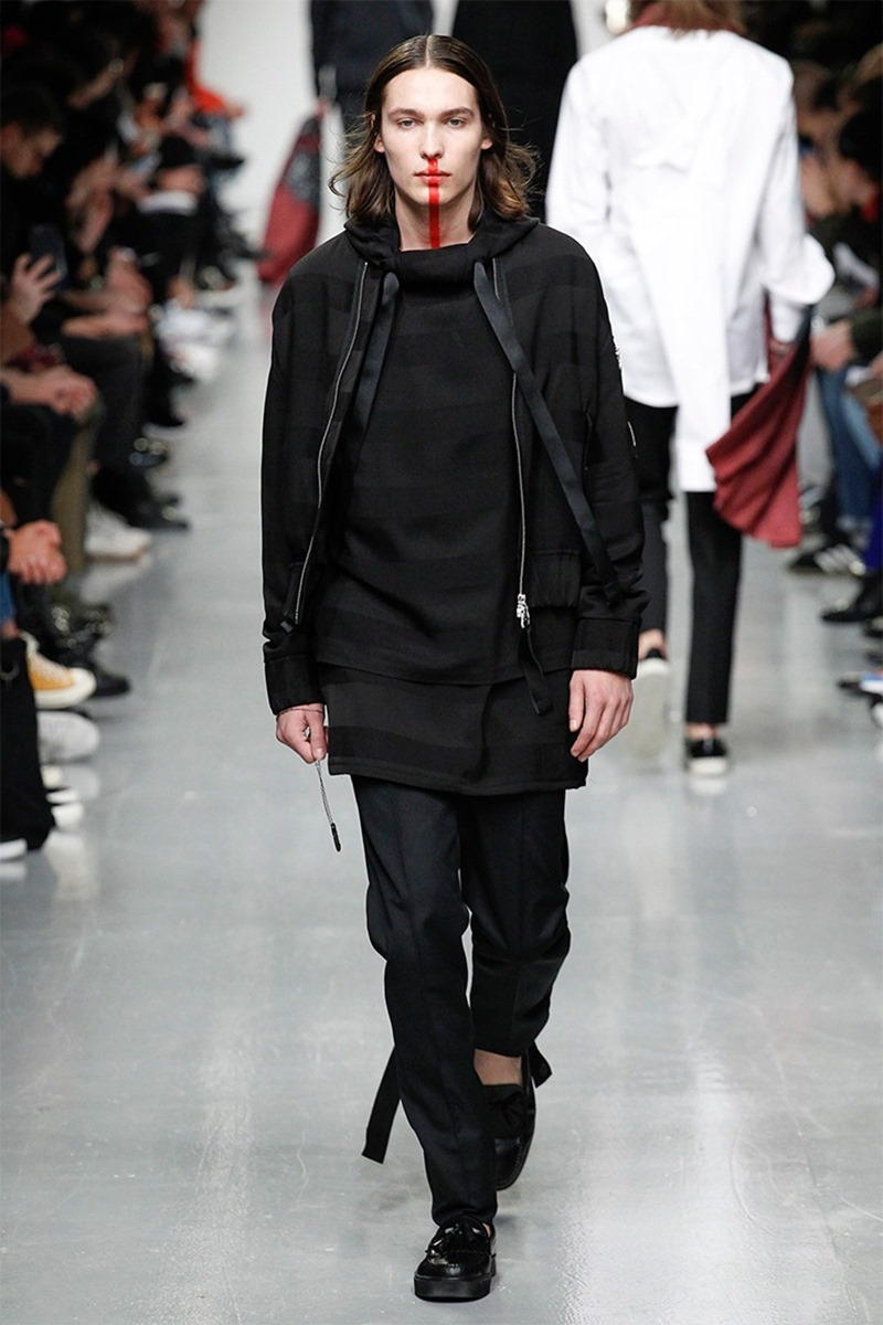 LONDON COLLECTION MEN Matthew Miller Fall 2017. www.imageamplified.com, Image Amplified6